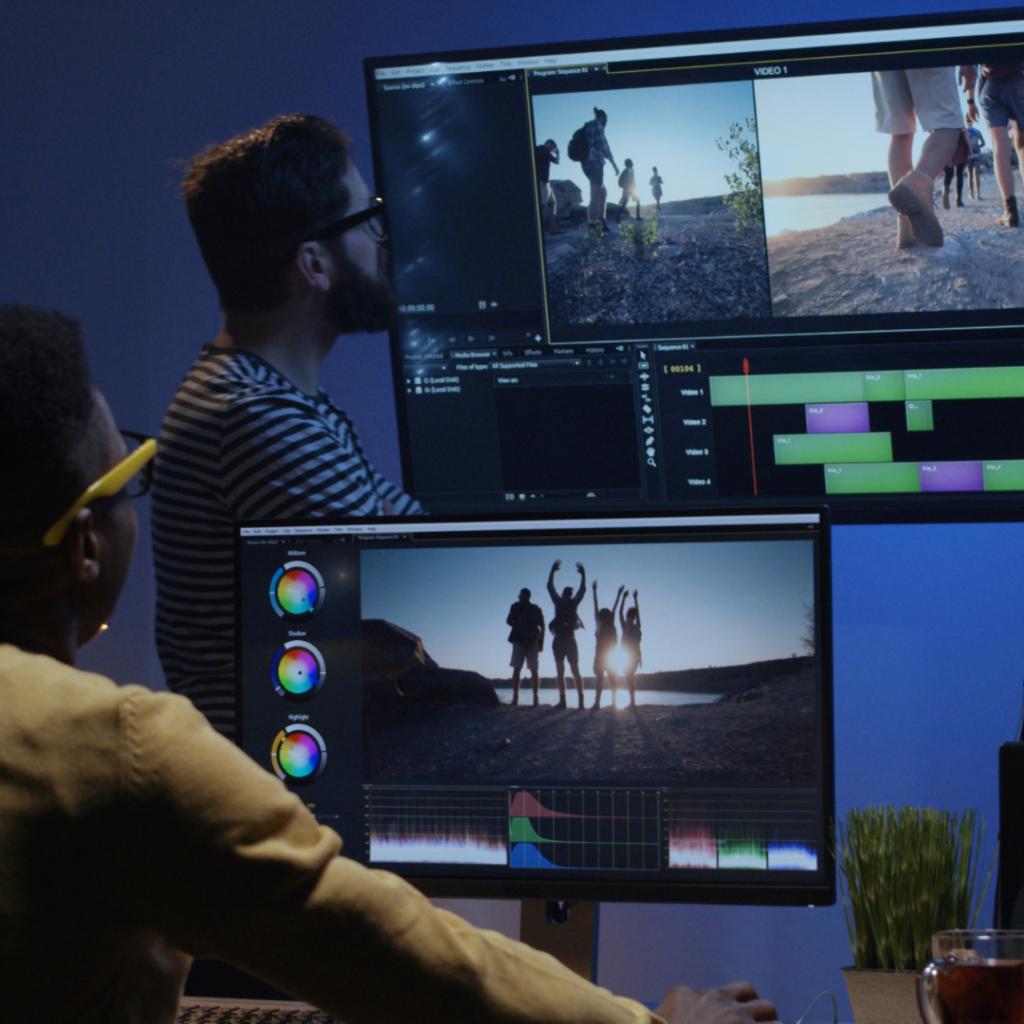 Videocutting videobearbeitung Videoschnitt schneiden colourgrading dinslaken All Complete