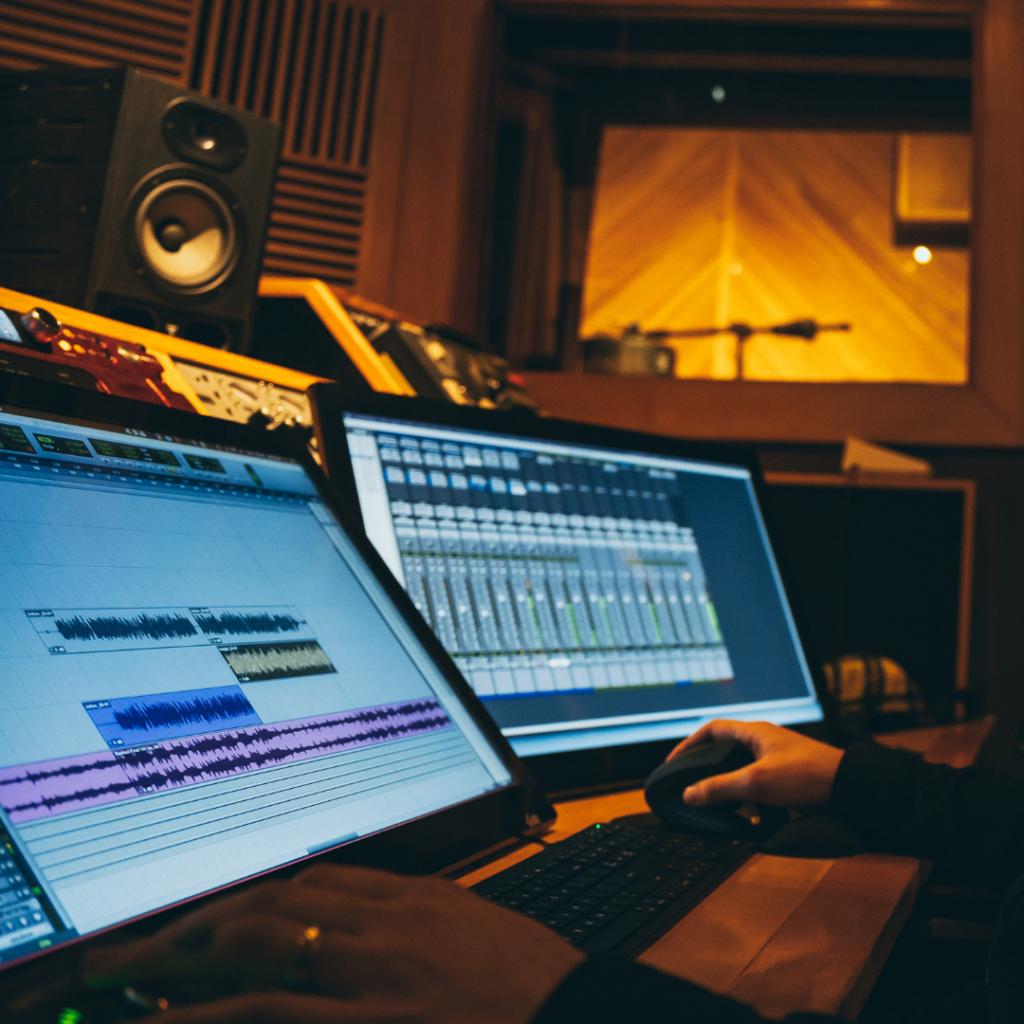 fl studio universal audio Tonstudio mixing recording mastering dinslaken instrumentals rap podcasts